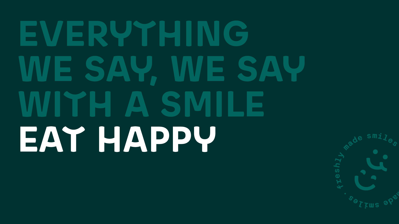 Character Type – Eat Happy